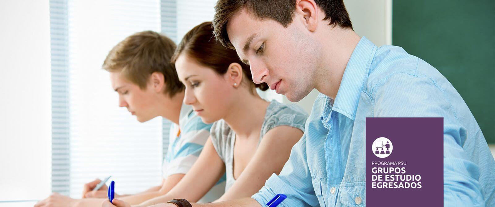 Programa grupos de estudio