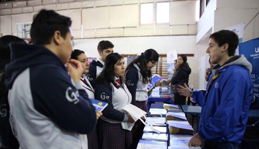 Colegio The Antofagasta British School y Preu PDV organiza feria vocacional