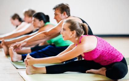 psu yoga