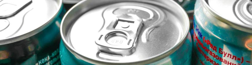 ¿Son malas las bebidas energéticas para estudiar?