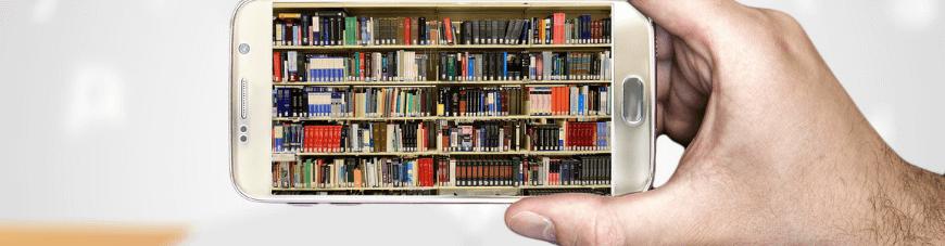 ¿Qué es una biblioteca digital?