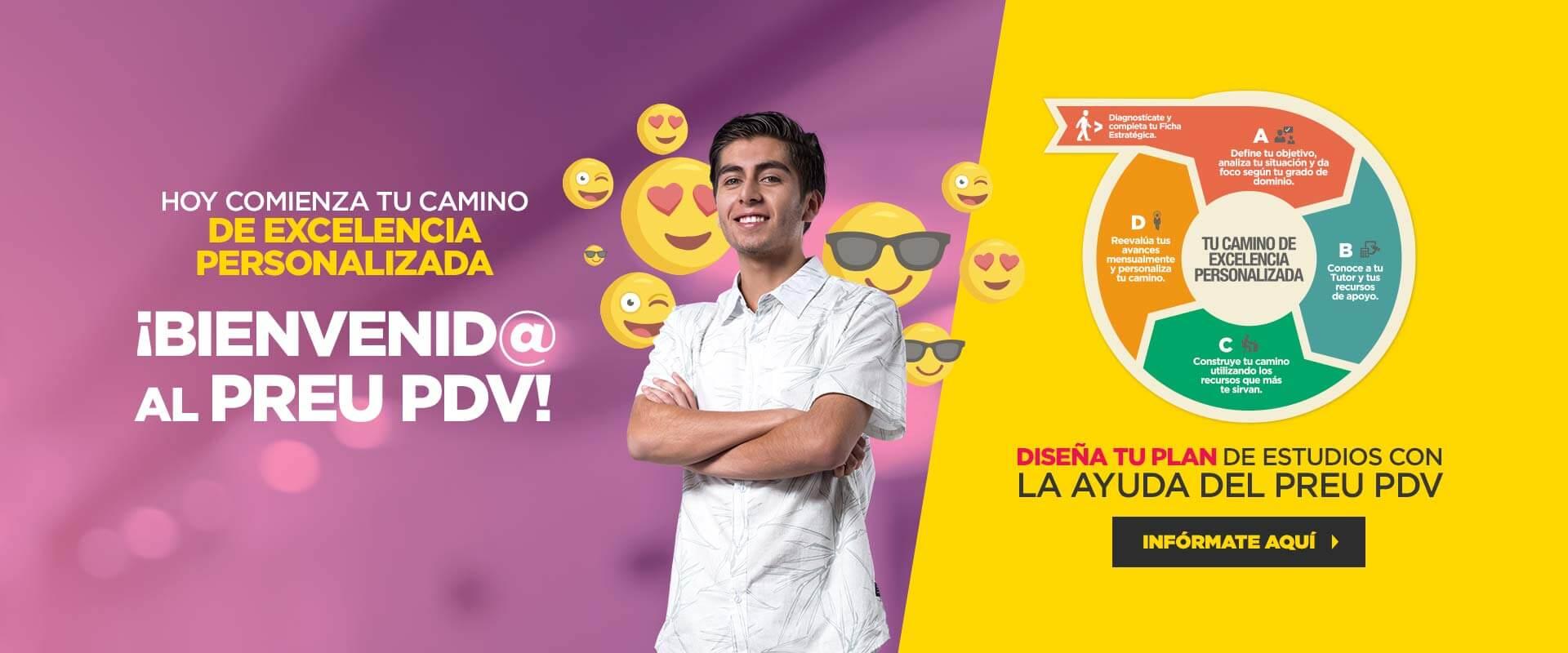 Campaña Bienvenida - Preuniversitario Pedro de Valdivia