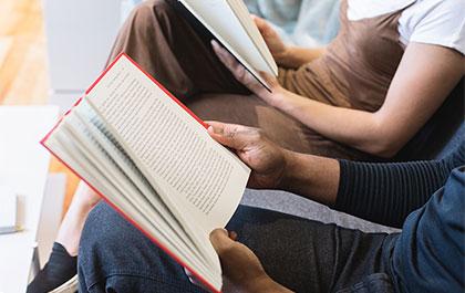 Los beneficios de la lectura de ficción