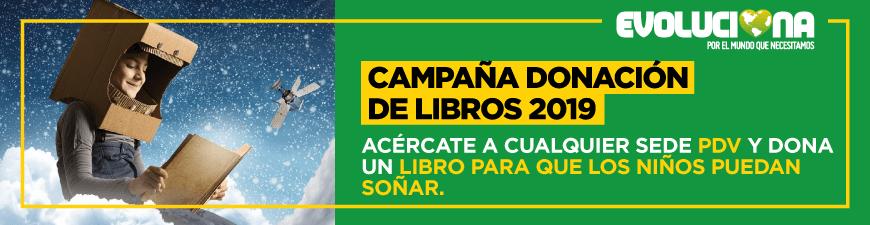 En Preuniversitario Pedro de Valdivia: Comienza nueva campaña de recolección de libros