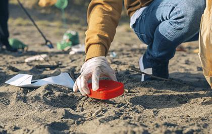 Preu PDV comprometido con la Limpieza de Playas de Chile