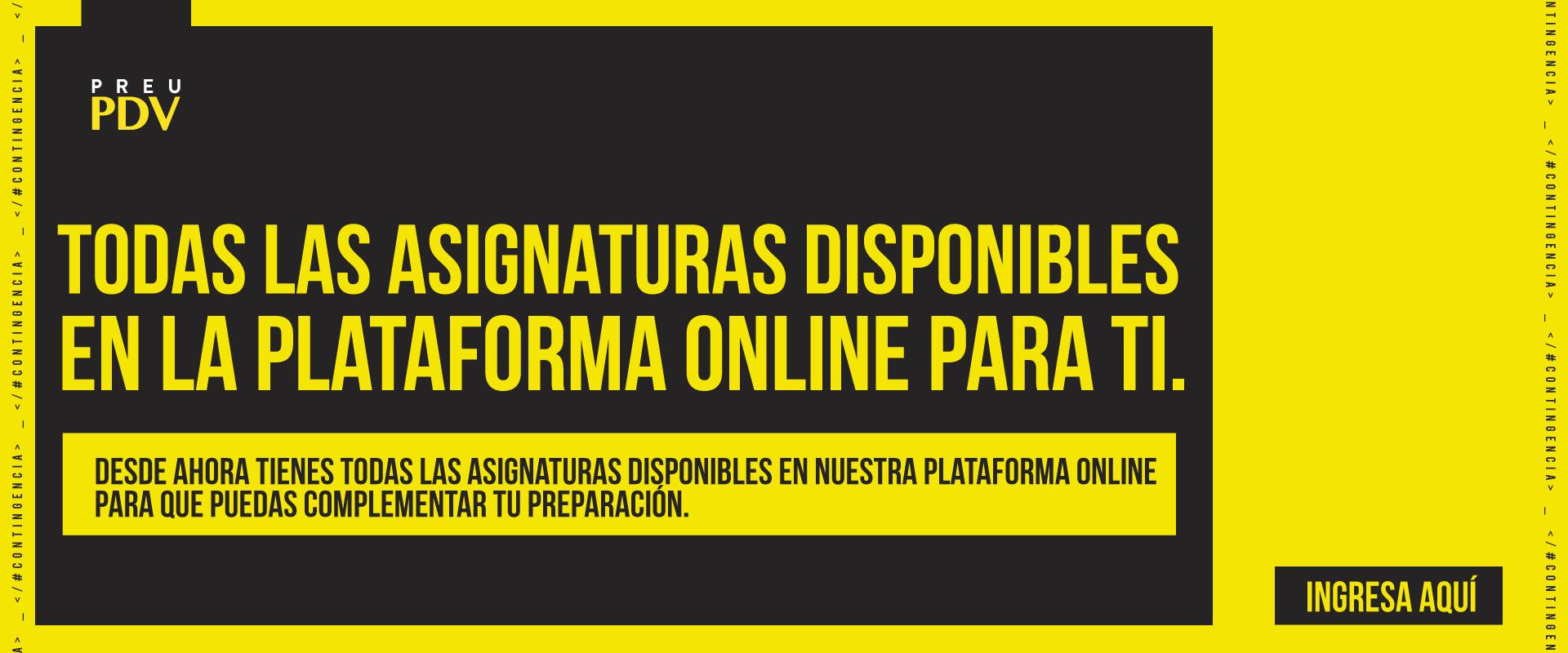 PDV Online para todos