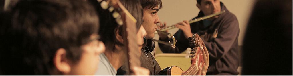 Descubre Música, Dirección Audiovisual y Animación Digital