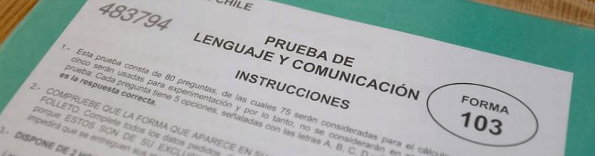 El Ministerio de Educación anunciará cambios a la PSU