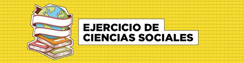 Ejercicio de Ciencias Sociales: Historia de Chile
